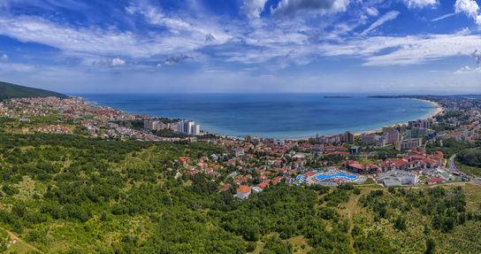 Családi nyaraló a bolgár tengerparton!
